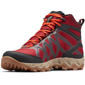 Columbia Peakfreak X2 Chaussures Outdry Homme, red jasper/super sonic